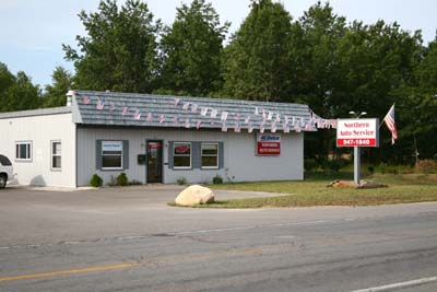 Traverse City Auto Body Shop